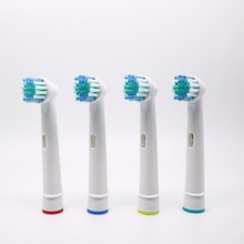 Heads Replacement-Brush Power Oral-B Triumph/advance Rotation-Type for 4pcs