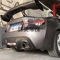 Для Subaru BRZ Toyota 86 GT86 2012-2016 углеродный и металлический кронштейн GT Спойлер винтовая фиксация