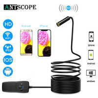 Antscope 1944P HD étanche Wifi Endoscope caméra 5.0 mégapixels Auto Focus Mini caméra d'inspection Endoscope pour IOS/Android 24