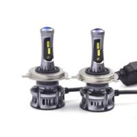 H7 LED car Angel Eyes Lamp LED H11 H8 Lights 9005 HB3 9006 HB4 Mini Projector Lens LED Car Headlight Bulbs 12V 6500k led bulbs