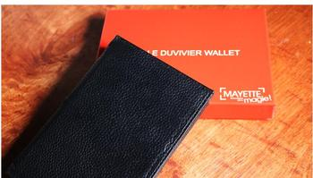 Dominique Duvivier Presents:Duvivier Wallet - magic tricks image