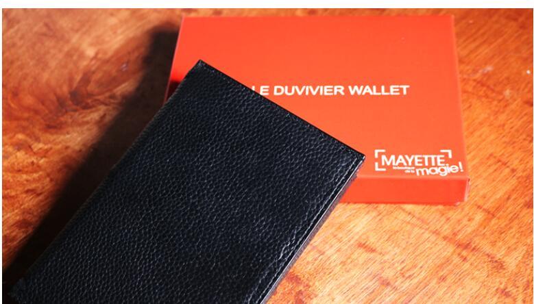 Dominique Duvivier Presents:Duvivier Wallet - Magic Tricks
