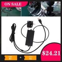 Gear Shifter RC Car Accessories 18 Speed Truck SIM Shifter Mod For G29 Shifter Logitech G920 G27 G26 ETS2 ATS Transmission Parts -