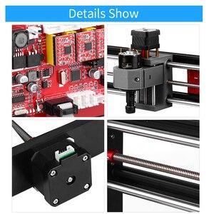 Image 4 - Laser graveur CNC Laser Stecher CNC Laser Cutter Gravur Maschine Laser Drucker DIY 3 Achse Pcb Fräsen Maschine