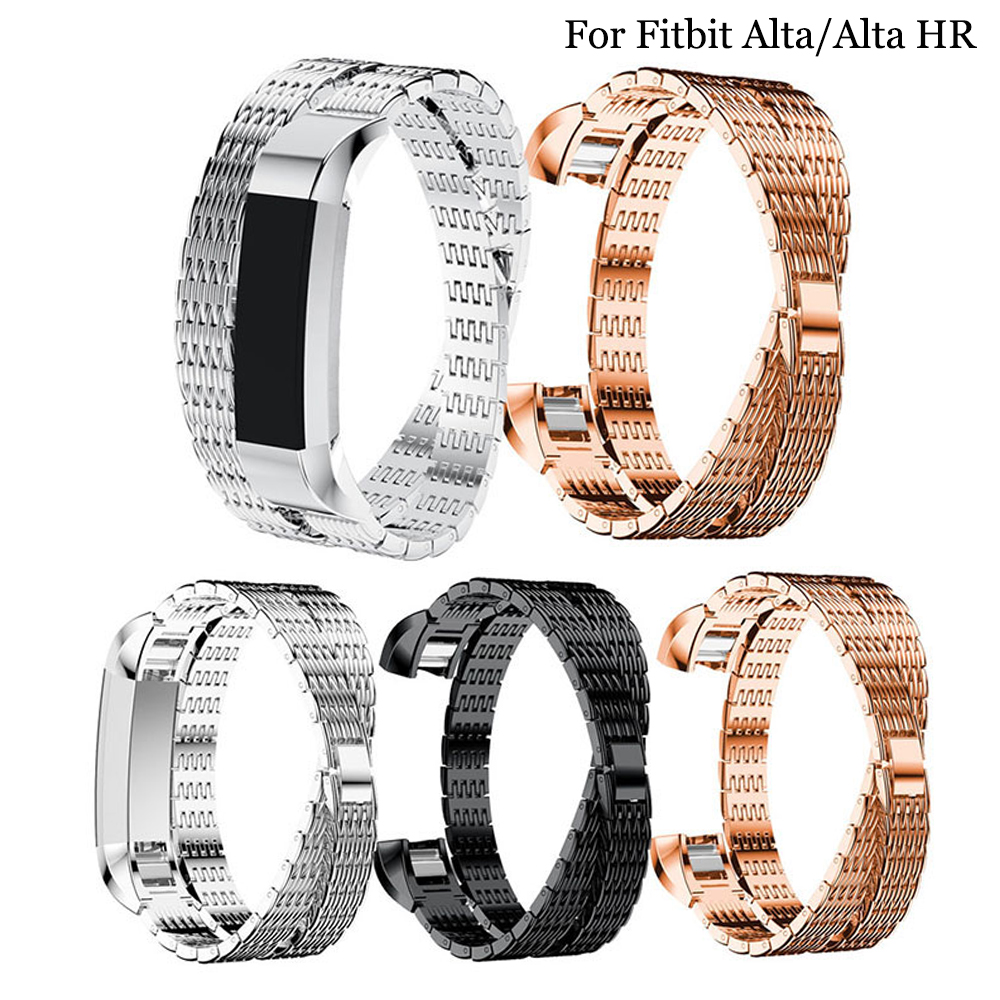 High Quality Wristband For Fitbit Alta /HR Watch Band Bracelet Replacement Accessories For Fitbit Alta HR/Alta Watches Straps
