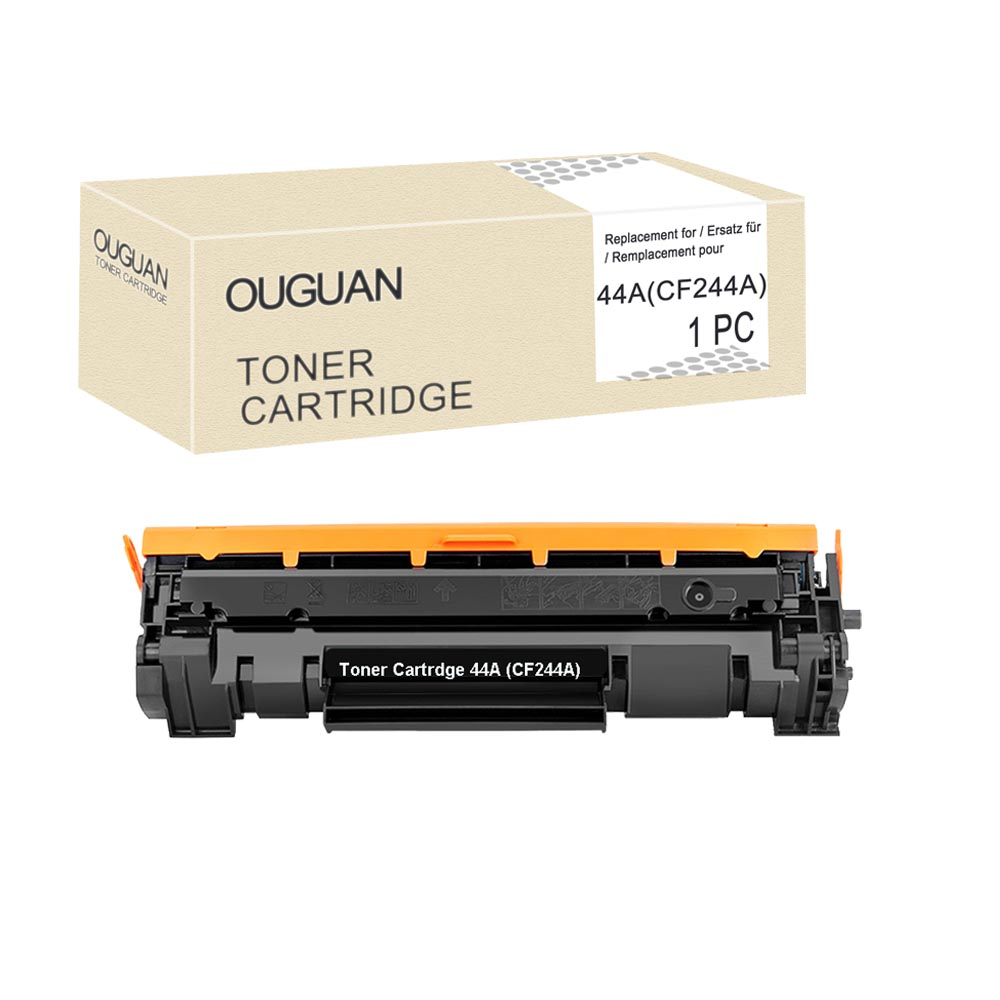1XCompatible <font><b>CF244A</b></font> 44A Toner Cartridge for HP Laserjet Pro M15 M16 M28(with <font><b>Chip</b></font>) image
