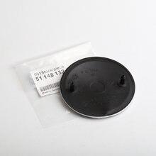 10 шт. 82 мм 74 мм черные синие передние/задние значки на багажник капот багажник эмблема логотип для bmw 51148132375