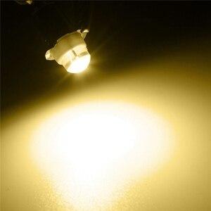 Image 5 - 1pcs P13.5S PR2 0.5W LED For Focus Flashlight Replacement Bulb Torches Work Light Lamp 60 100Lumen DC 3V 4.5V 6V Pure/Warm White