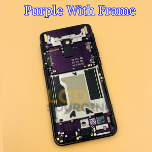 Image 5 - New LCD Display For OPPO Find X LCD Screen with Touch Panel Digitizer Assembly Repalcement Part For Findx 100% Test with Frame