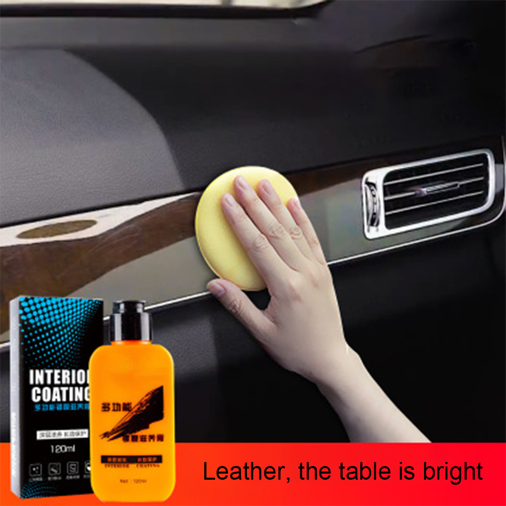 120ml Leather Repair Cream Automotive Interior Auto & Leather Renovated Coating Paste Maintenance Leather Refurbishing Cleaner