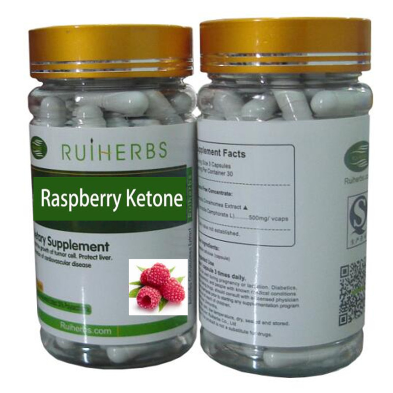 3Bottles Raspberry Ketone Extract Caps (500mg x 270counts)Weight Loss Diet Super Strong Antioxidant, Anti-aging