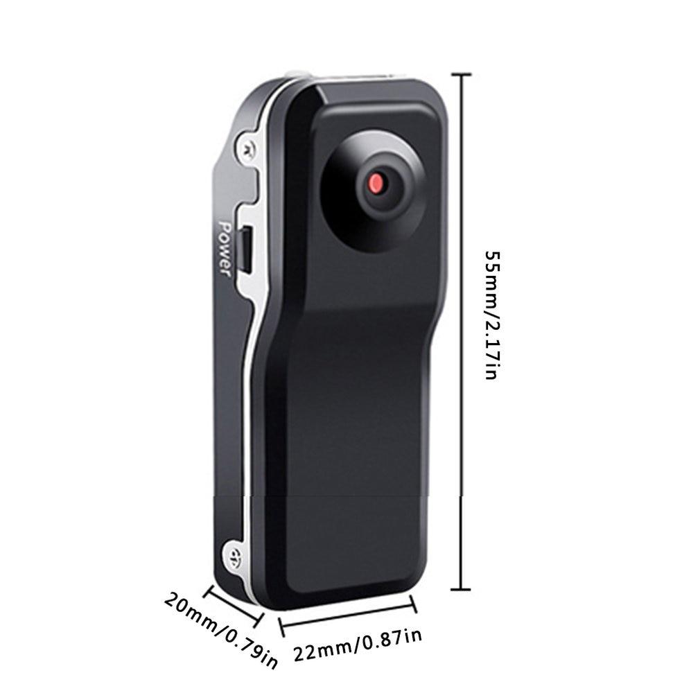MD80 Mini DVR 720P HD Mini Camera Digital Video Motion Recorder Camcorder Webcam Micro Camera cam Sport DV Video with Holder r20 6