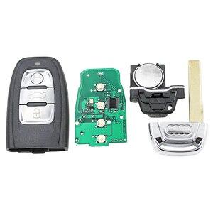 Image 5 - Smart Remote Key Keyless Entry 3 Taste 315MHz/433MHZ/868MHZ 8T 0 959 754C für für Audi Q5 A4L A5 A6 A7 A8 RS4 RS5 S4 S5
