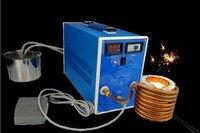 Aquecimento de indução de alta potência do aquecedor de indução de alta frequência 220 v Aquecedores de indução magnética     -