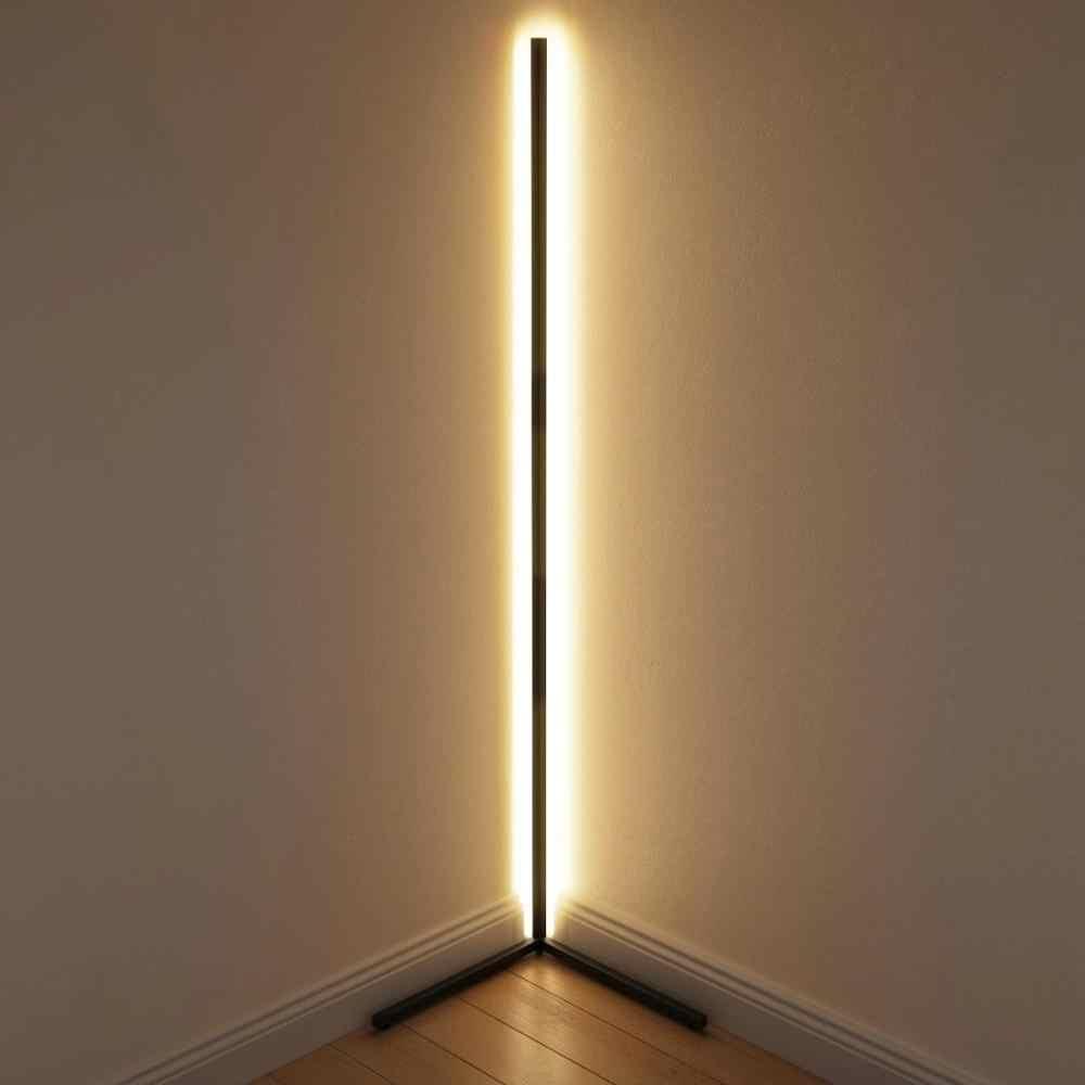 lampe d angle autoportante design moderne luminaire decoratif d interieur luminaire d ambiance ideal pour un salon ou une chambre a coucher led