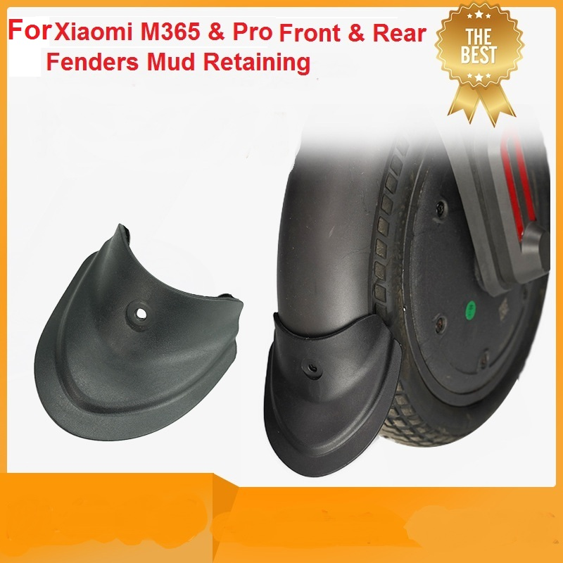 For Xiaomi M365 Scooter Front Rear Fender Mud Retaining For Xiaomi M365 Pro Mud Retaining Water Electric Scooter Accessories