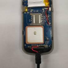 Аккумулятор внутри автомобиля gps трекер GT02A Google link android и Iphone приложение