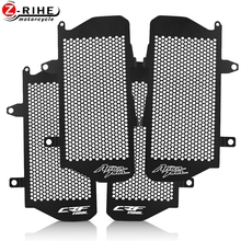 For Honda Africa Twin CRF1100L 2020-2021 Motorcycle Accessories Radiator Grille Guard Cover CRF 1100 L ALUMINIUM Water Tank Net