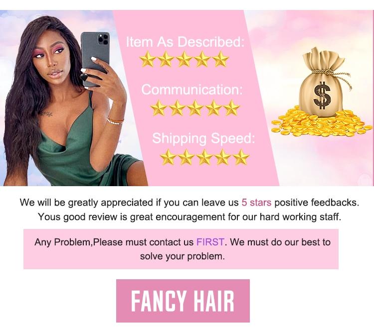 100% peruca reta natural sem cola do