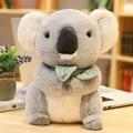 Novo chegou koala urso macio brinquedo de pelúcia koala urso brinquedo de pelúcia presente do miúdo novo presente de aniversário fonte da fábrica 30cm 40cm 50cm
