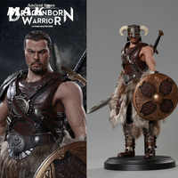 For Collection In Stock CMTOYS CM003 1/6 Scale Male Solider Ancient Times DRAGONBORN WARRIOR Action Figure Model for Fans Gifts