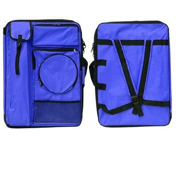 Drawing Bag High Capacity 4K Art Bag for Painting Board Art Tools Portable Art Test Sketching Artist Bag Art Tool Supplies