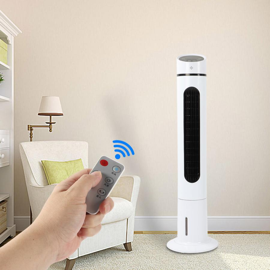 Air Cooler Fan  Home Digital Air Conditioner Humidifier Ultra Humidifying And Cooling Tower Fan With Remote Control
