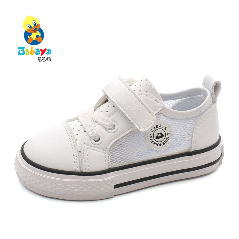 Babaya Baby Mesh Shoes Boys Casual Shoes Breathable Net Children White Baby Girl Shoes Girls 1-3 Years Old 2020 Summer New Style