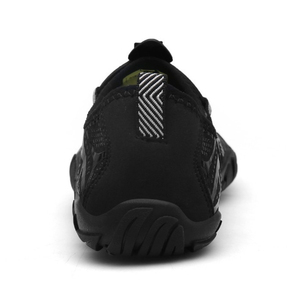 Image 5 - メンズ 5 指の靴裸足屋外スニーカー男性上流アクア靴夏水シューズの男速ドライ川海スリッパ
