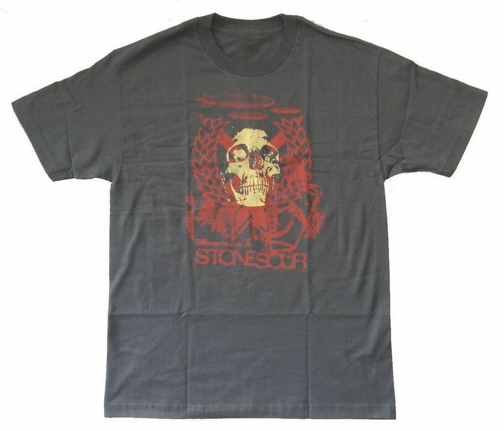 """NEW T-SHIRT /"""" STONE SOUR /"""" DTG PRINTED TEE S 7XL"""