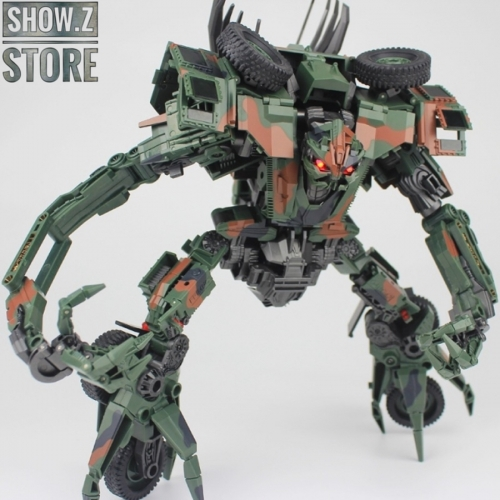 New Transform Toy TF Dream Factory GOD-09 Steel Claw Bonecrusher Figure In Stock