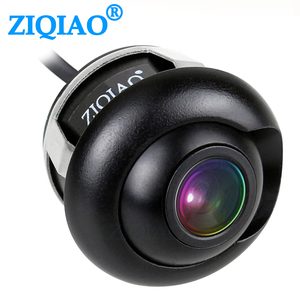 Image 1 - ZIQIAO Car Front Rear View Parking Camera Night Vision HD Side View Reversing Camera HSB012