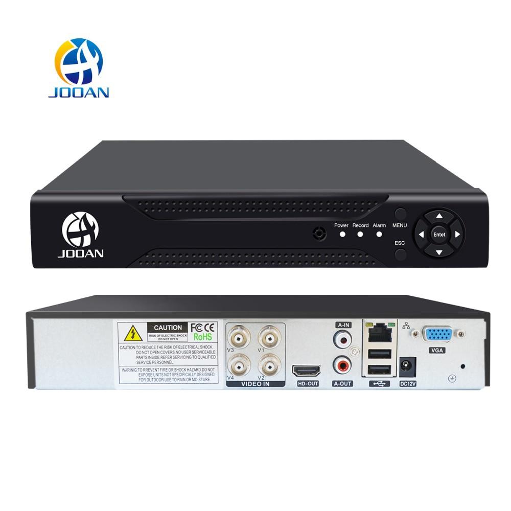 4 Channel DVR Video Recorder For CCTV Kit Security Camera H.264 1080P IP Camera Video Surveillance DVR NVR HDMI VGA CVBS Onvif