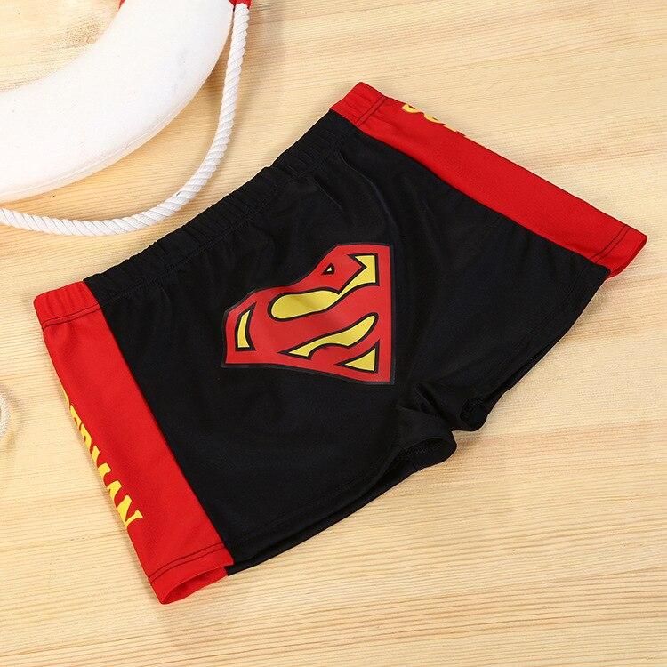2018 New Style Fashion Comfortable AussieBum Children Sports Swimming Trunks Cartoon Baby Boys' Swimming Shorts