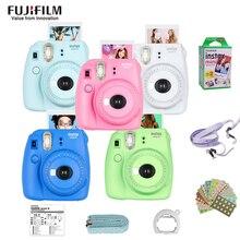 Original Fujifilm Fuji Instax Mini 9 Instant Film Photo Came
