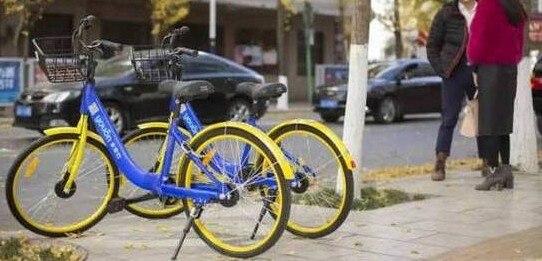 昆明公共自行车