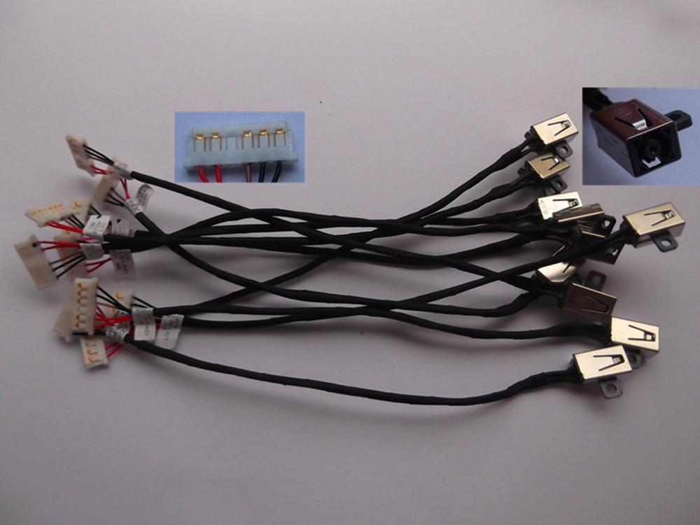 DC кабель питания для Dell Inspiron 15-3000 3551 3558 3552 450.03006.0001