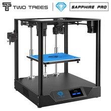 Twotrees 3D Drucker Sapphire Pro Core XY BMG Extruder Core xy Guide DIY mit MKS Robin Nano 3,5 Zoll BL touchscreen TMC2208