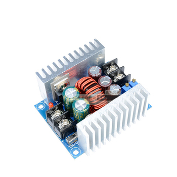цена на 12V 24V 300W 20A DC-DC Buck Converter Step Down Module Constant Current LED Driver Power Voltage Module Electrolytic Capacitor