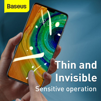 Baseus 2 шт. 0,15 мм защитная пленка для Huawei Mate 30 Pro 3