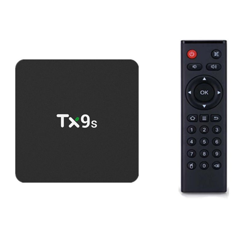 TX9s Android Smart TV Box Amlogic S912 2 ГБ 8 ГБ 4K 60fps TV Box 2,4G Wifi 1000M|ТВ-приставки и медиаплееры| | АлиЭкспресс