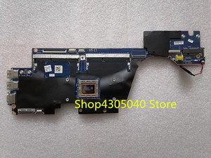 725462-001 Free Shipping For HP For Envy M6-K laptop MOTHERBOARD A10-5745M CPU 725462-501 VPU11 LA-9851P 100% tested good(China)