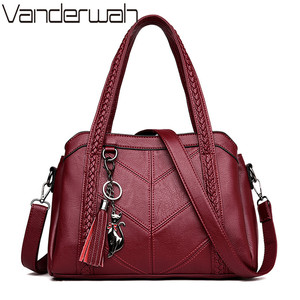 Image 1 - Brand Hot Luxury Handbags Women Bags Designer Bags For Women 2019 Ladies Hand Shoulder Bag Casual Tote Sac A Main Femme Bolsas