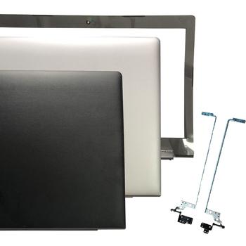 Nowy dla Lenovo ideapad 510-15 510-15ISK 510-15IKB laptop LCD pokrywa górna pokrywa LCD pokrywa zawiasy LCD L amp R tanie i dobre opinie COMOLADO Pokrowce na laptopa CN (pochodzenie) Pokrywa wymienna do laptopa Unisex Bez suwaka Modna Stałe iPad 3
