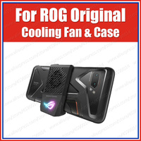 ZS600KL Official Original Active Cooler II Cooling Fan Case For ASUS ROG Phone 2 Case global