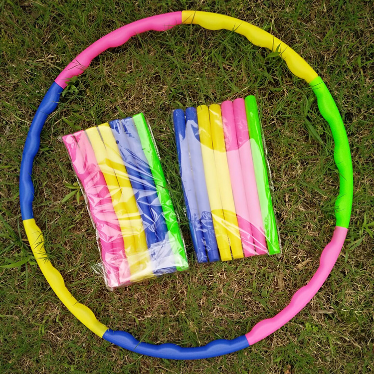 Kindergarten Plastic Morning Exercises Hula Hoop Deconstructable Children Assembled Gymnastic Sports Fitness Young STUDENT'S Dan