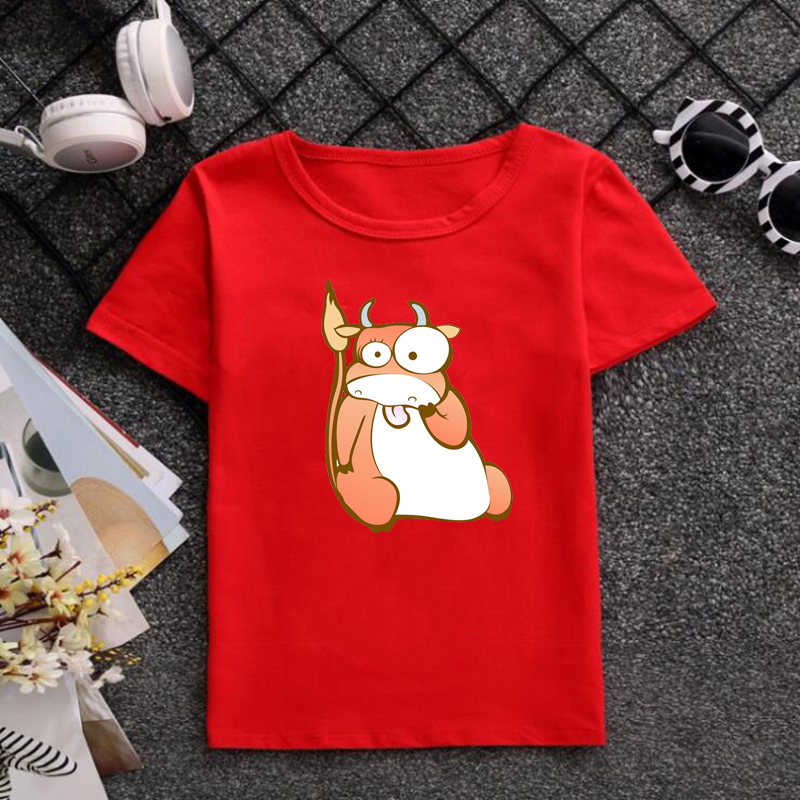 Kawaii Bear Shirt Toddler <font><b>Baby</b></font> Boy Girl <font><b>Tshirt</b></font> Cute <font><b>Animal</b></font> Cartoon Birthday Outfit Fashion Children O-neck T-shirt Kid Tops Tee image