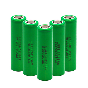 Image 2 - 1 10PCS 100% מקורי MJ1 3.7 v 3500 mah 18650 ליתיום נטענת סוללה עבור פנס סוללות עבור LG MJ1 3500 mah סוללה