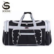 Waterproof Men Travel Bags Carry on Huge Luggage Bags Mens Duffel Bag Portable Travel Tote Large Weekend Bag Crossbody Handbag