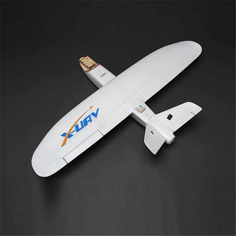 X-UAV Mini Talon EPO Sải Cánh 1300 Mm Đuôi V FPV RC Mô Hình Máy Bay Điều Khiển Từ Xa Máy Bay Bộ/PnP RC Máy Bay Đồ Chơi Cho Trẻ Em